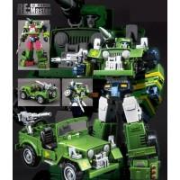 MakeToys MRTM 02 - Gundog  (Light Green)