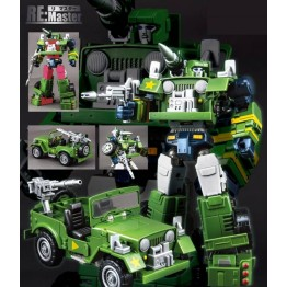 MakeToys MRTM 02 - Gundog  (Light Green)