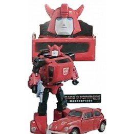TakaraTomy MP-21R  Red Bumblebee