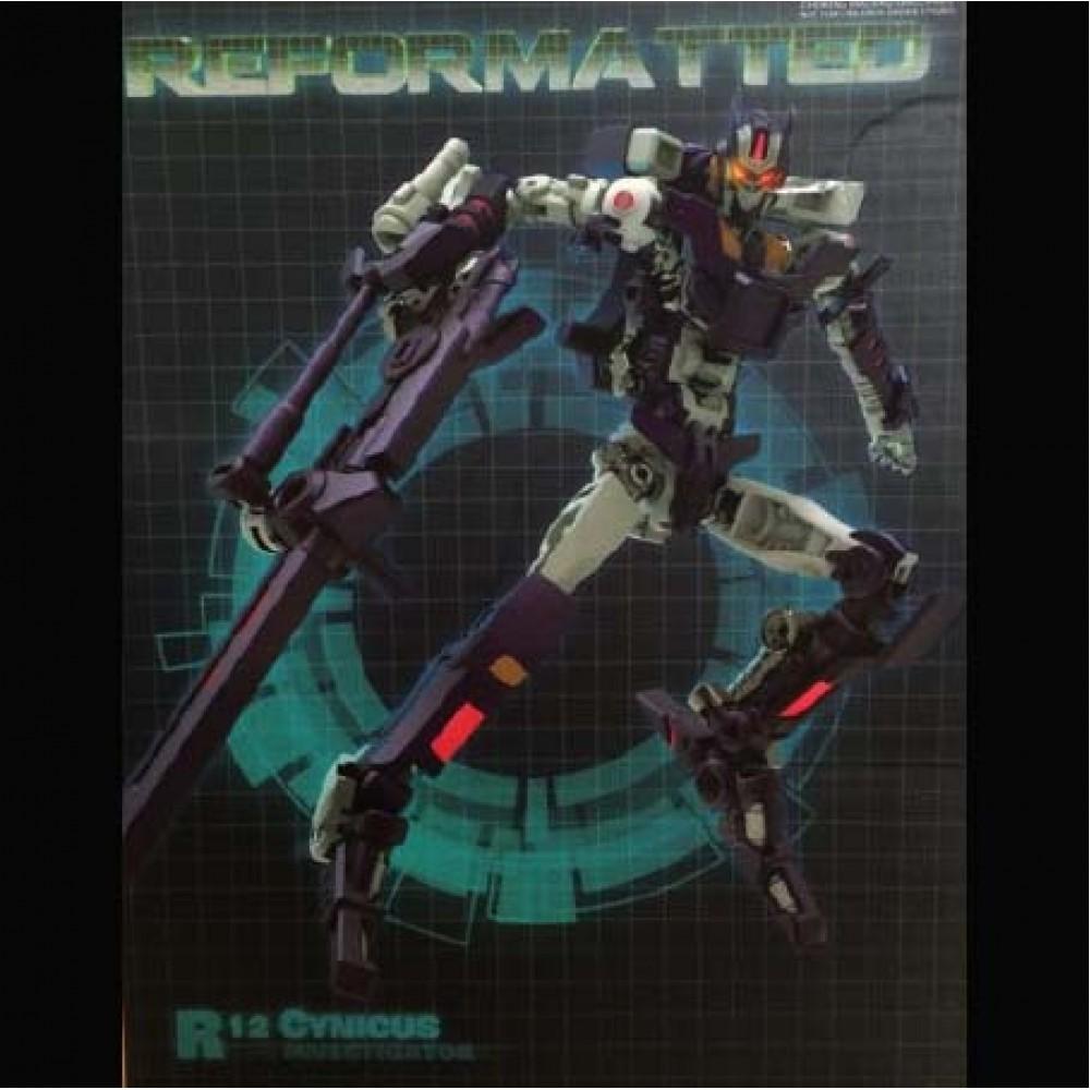 MMC Transformers R-12 IDW Cynicus (2021 Rerun)