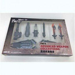 Fans Want It - FWI-5 - Advanced Weapon Collections