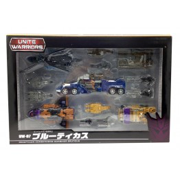 TakaraTomy Transformers  Unite Warriors UW-007 Bruticus