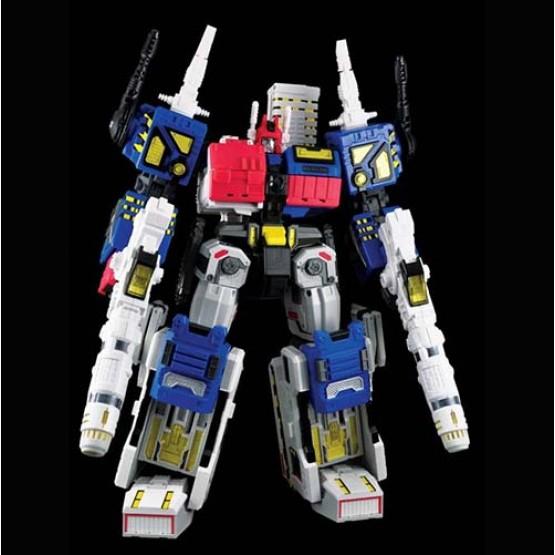 Maketoys ~M City Bot Series - MCB-02/D DYSTOPIA