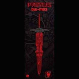 Dr Wu DW-M03 - Primus Sword - Red