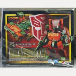 Fewture ES Gohkin Transformers Roadbuster