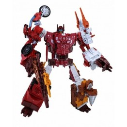 TakaraTomy Transformers Unite Warriors UW-08 Computron