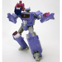 TakaraTomy Transformers Legends LG24 Shockwave & Cancer