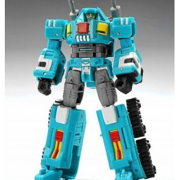 Action Toys Machine Robo  MR-04 -BATTLE ROBO