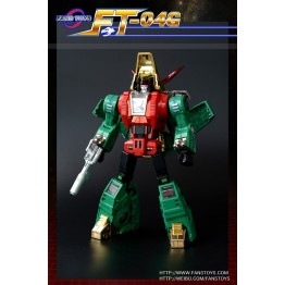 FansToys FT-04G - Scoria -GREEN - Limited Edition 500