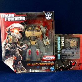 FOC Grimlock + IF-EX01 Add-On