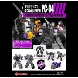 Perfect Effect  PC-04 Perfect Combiner Upgrade Set