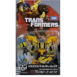 Transformers Generations TG-26 Bumblebee Gold Bug