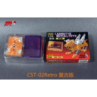 KFC CST-02 Retro Ironpaw (cannon improved ver )