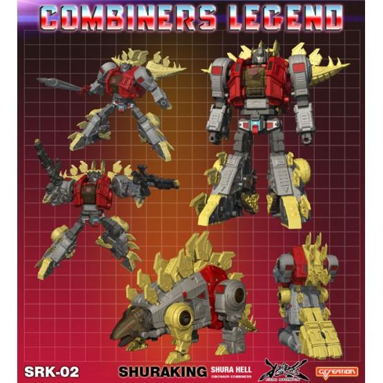 GCreation Shuraking SRK-02 Growl (Rerun)