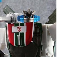 Dr Wu P22E  Ear and New face for mp wheeljack
