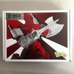 Shadow Fisher ~ SF-M02B  Arms, Axe & Chimney (US Ver) Rerun