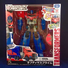 TakaraTomy Transformers Adventure TAV-21 Optimus Prime