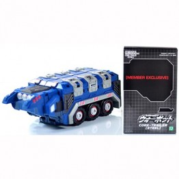 Fansproject WB-002ex Steelcore Core Trailer