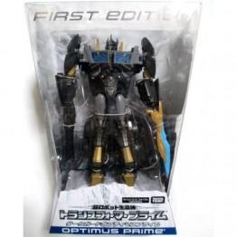TakaraTomy Transformers First Edition Dark Guard Black Optimus