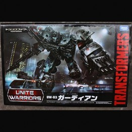 TarakaTomy Transformers Unite Warriors Uw-03 Guardia