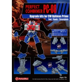 Perfect Effect  PC-08 Perfect Combiner Upgrade Set