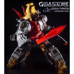 Gigapower HQ-02R GRASSOR (Chrome)