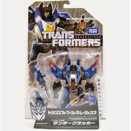 TakaraTomy Generations FOC 30th Exclusive Thundercraker