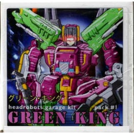 Headrobots Green King Upgrade Kit