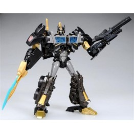 TakaraTomy Transformers First Edition Dark Guard Black Optimus