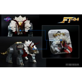 FansToys FT-04 - Scoria - Smoke Dino Head Add-on
