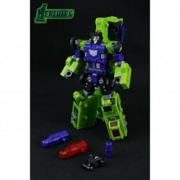 TFC- Hercules - Dr.Crank (New Boxart)