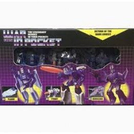 DX9 Doombringers Set of 3 - X04G X05G X06G