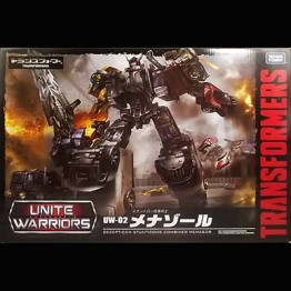 TarakaTomy Transformers Unite Warriors UW-02  Menasor