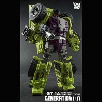 Generation Toy - Gravity Builder - GT-01A Forklift
