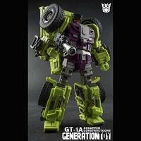 Generation Toy - Gravity Builder - GT-01A Forklift
