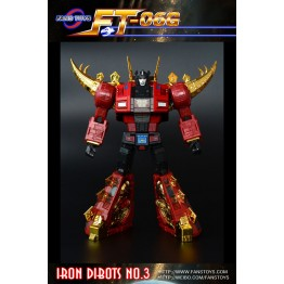 FansToys FT-06G Sever (G2 RED)