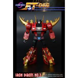 FansToys FT-06G Sever (G2 RED)