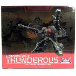 GCreation Shuraking SRK-01 Thunderous (Rerun)