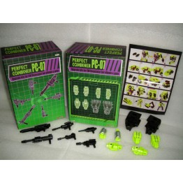 PerfectEffect PE PC-07 IDW upgrade Set