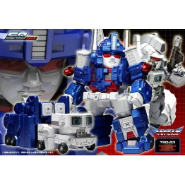 Topeam TSD-03 Transformable Model Kit