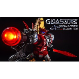 Gigapower HQ-02R GRASSOR (Chrome)