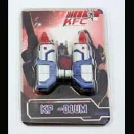KFC  KP-01UM -Shoulder and Missile Kit for UM