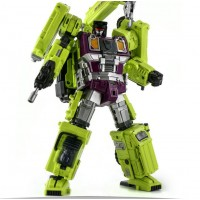 Generation Toy - Gravity Builder - GT-01F Crane +  FREE GT-01H Megasorry