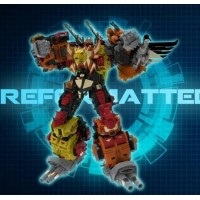 MMC Feral Rex R-05 Fortis Ground Assaulter
