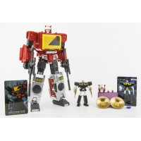 KFCTOYS Transistor (Pure Red color)  Rerun