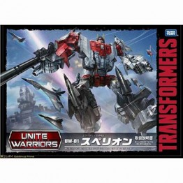 TakaraTomy Transformers Unite Warriors UW-01  Superion