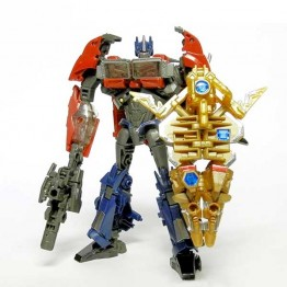 TakaraTomy Transformers Prime ToysRUs Japan Exclusive Battle Shield Optimus Prime