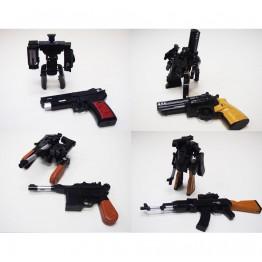 Guns Robot Set of 4