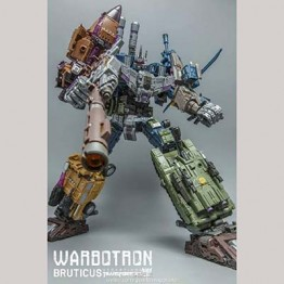 Warbotron WB01-ABCDEF  Full Set