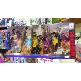 Transformers Platinum Edition Generation 1 Reissue Insecticons